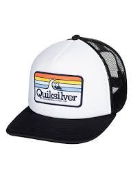 Quiksilver Hat Size Chart Boys 2 7 Hessford Trucker Hat