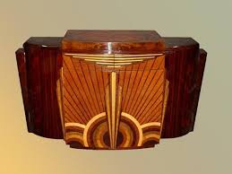 art deco furniture design. art deco furniture made of various wood types design t