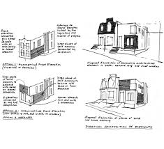 architecture essay on asymmetry landsdowne house in montreal  collect this idea modern project 15