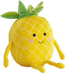 pineapple emoji png. yellowstickers yellow pineapple pillow emoji freetoedit png n