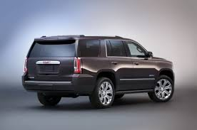 2018 chevrolet yukon. delighful yukon 2018 gmc yukon rear in chevrolet yukon