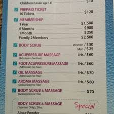 photo of imperial health spa garden grove ca united states