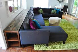 Diy Behind Sofa Table How To Build A Console Table Its DONE