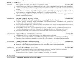 Resume Checklist mint chip