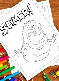 We offer you a variety of best coloring sheet for kids of all range. Ghostbusters Free Printable Coloring Pages For Kids