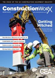 ConstructionWorX - Winter 2015/16 by Construction Equipment ...