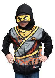 LEGO Ninjago Boys Ninjago Hoodie Hoodies Boys