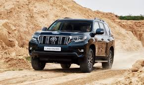 2018 Toyota Land Cruiser gets a refresh in Europe   The Torque Report