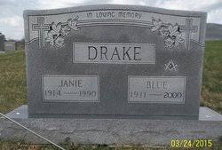 """Emily Jane """"Janie"""" Curtis Drake (1914-1990) - Find A Grave Memorial"""