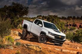 Best Pickup Truck of 2018: Chevrolet Colorado ZR2 - O'Rielly ...