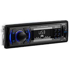 amazon com boss car sterio head unit 16 pin wire harness power boss audio 612ua single din mp3 usb sd am fm car stereo wireless remote