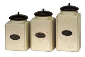 image of canister sets for kitchen counter