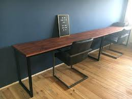 long table desk l shaped are amazing furniture find out why pertaining to decor narrow long narrow table a89