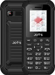 Купить Мобильный <b>телефон Joy's</b> S15 4GB Black по выгодной ...