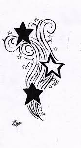 44 Best Blood Star Tattoos Images On Pinterest Star Tattoos