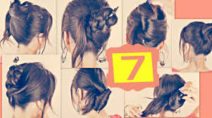 Chopstick Hairstyle 7 cute hairstyles with just a pencil long hair tutorial for 8745 by wearticles.com
