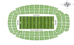 Etihad Stadium Manchester Seating Chart Manchester City V Port Vale Tickets Etihad Stadium Sat 4