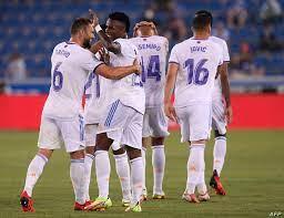 بنزيمة يهدي أنشيلوتي العائد فوزه الأول مع ريال مدريد