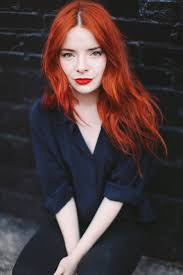 Love This Fire Red Copper Hair