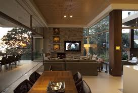 brick and stone wall ideas for a house