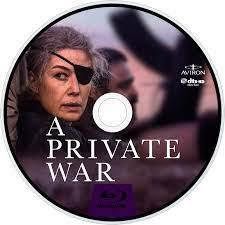 A Private War | Movie fanart