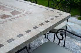 stone patio table. Stone Patio Table T