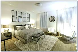 rug size for king bed area sizes guide medium of living