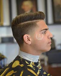 Mens Comb Over Hairstyle Classic Comb Over Haircuts Cool New Hairstyle For Men