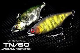 Jackall Tn60 Vibration Lures