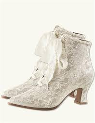 vintage style wedding shoes, retro inspired shoes Victorian Wedding Boots For Sale vintage style wedding shoes, boots, flats, heels victorian lace boots $69 95 at vintagedancer Victorian Ladies Boots