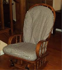 glider rocker slipcover glider rocker chair slipcovers 4 cushions handmade black gingham gliding rocking chair covers glider rocker slipcover