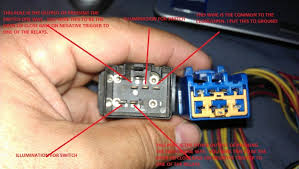 rear power window ford f150 forum community of ford truck fans 6 pin power window switch wiring diagram at Ford Power Window Wiring Diagram