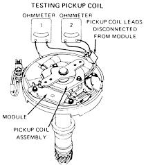 1996 lincoln town car 4 6l fi sohc 8cyl repair guides high 5 hei pickup coil test