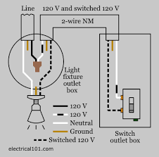 light switch wiring electrical 101 Light Switch Wiring Schematic conventional light switch wiring diagram alternate (california style) light switch wiring diagram light switch wiring diagram france