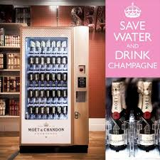 Champagne Vending Machine London Custom Champagne Vending Machine In Selfridges London AHHHHH
