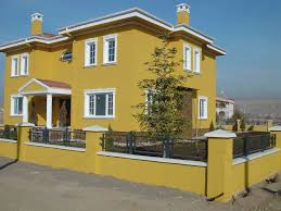 ... Large-size of Beauteous Exterior Houses Painted Yellow Plus Black House  Painting Outside Colour Combination ...