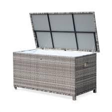 Decorative Fabric Storage Boxes Decoration White Storage Chest Small Rattan Storage Box Blue And 83