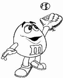 34 Best Mm Candies Images Candies Coloring Pages Colouring Pages