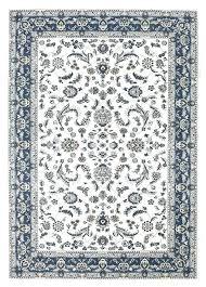 blue oriental rug white knots oriental rugs palace rug blue addiction pal