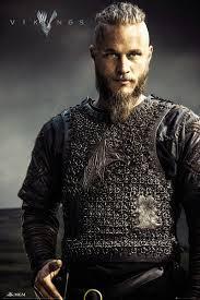 Vikings Ragnar Lothbrok Plakát Obraz Na Zeď Posterscz