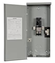 siemens w0204ml1060u 60 amp outdoor circuit breaker enclosure circuit breaker box diagram siemens w0204ml1060u 60 amp outdoor circuit breaker enclosure breaker box with breakers amazon com