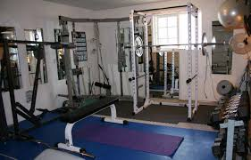 Stecman's Home Gym. View More Gym's Here.