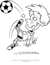 Small Picture Soccer Coloring Pages GetColoringPagescom