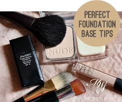 fast easy effective liquid foundation application tutorial 5 lines 1 perfect base backse tip from dior makeup artist junior cedeño