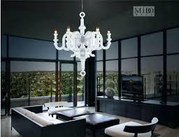 hanging paper chandelier vintage black white lamp modern wood lighting lamps fixture for artichoke l