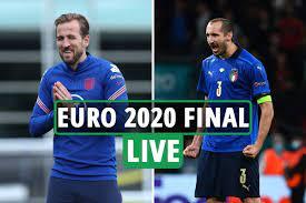 England vs. Italy will break the ...