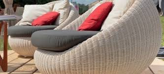 wicker furniture. Unique Wicker How To Weatherproof Your Wicker Patio Furniture  To
