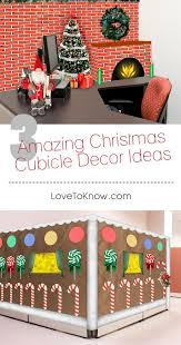 furnituremarvelous office cubicle decor holiday. many offices allow employees to decorate their cubicles for the holidays someu2026 furnituremarvelous office cubicle decor holiday c