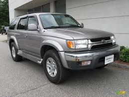 2001 Thunder Cloud Metallic Toyota 4Runner SR5 4x4 #13827365 ...