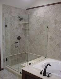 modern frameless shower doors. 90 Degrees Frameless Enclosures Modern Shower Doors I